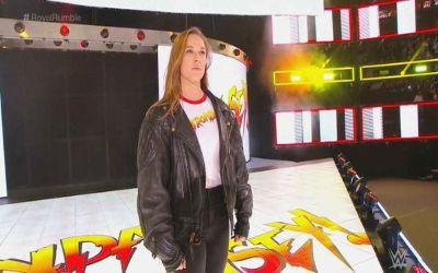 Ronda Rousey Royal Rumble