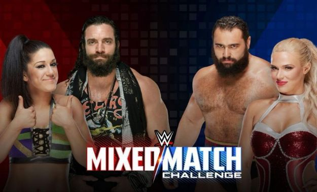 Resultados de Mixed Match Challenge