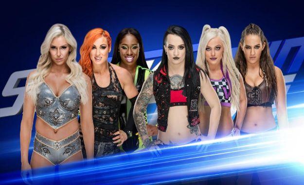 Previa de WWE Smackdown Live del 20 de febrero