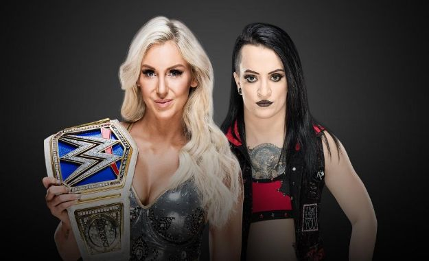 Charlotte Flair vs Ruby Riott en Fastlane
