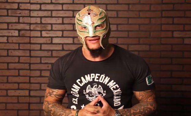 Rey Mysterio en WWE