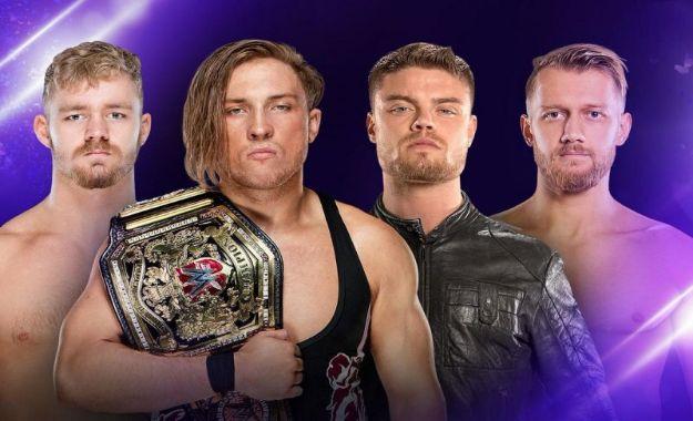 Division Reino Unido WWE
