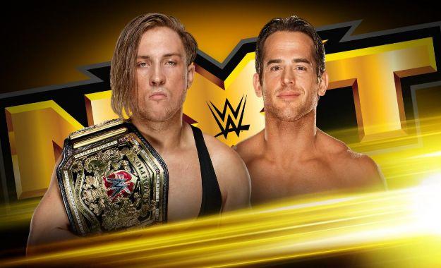 Previa NXT del 2 de mayo