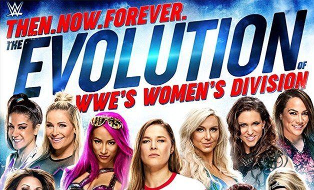 Cover WWE Women DVD