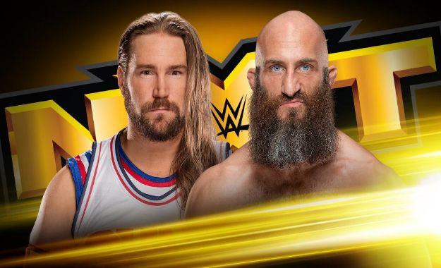 Previa NXT 9 de mayo