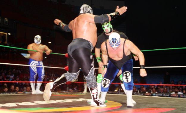 CMLL 8 de mayo