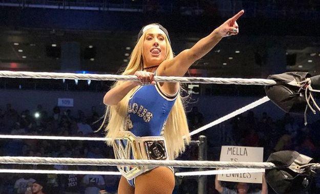 WWE Smackdown Live Arlington