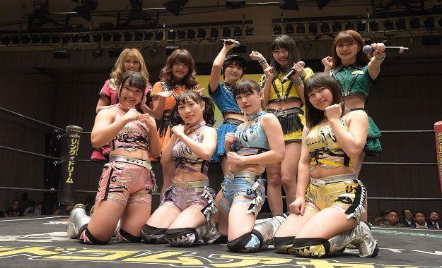 Resultados de Tokyo Joshi Pro y Sendai Girls de Mayo