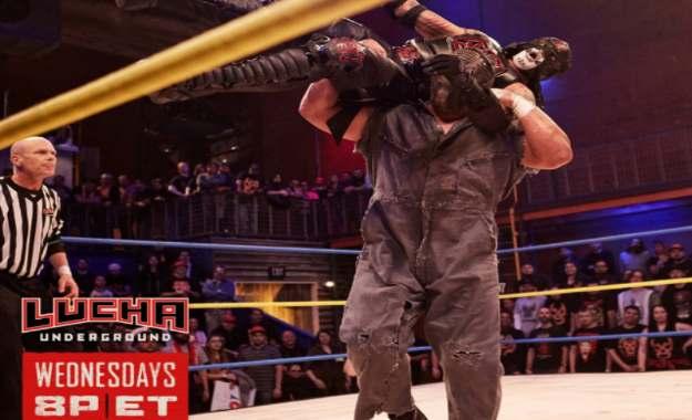 Lucha Underground 20 de Junio (Cobertura y resultados en directo)