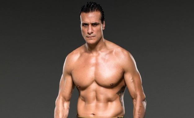 Alberto Del Río sobre su próxima pelea de MMA