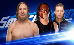 Previa WWE Smackdown