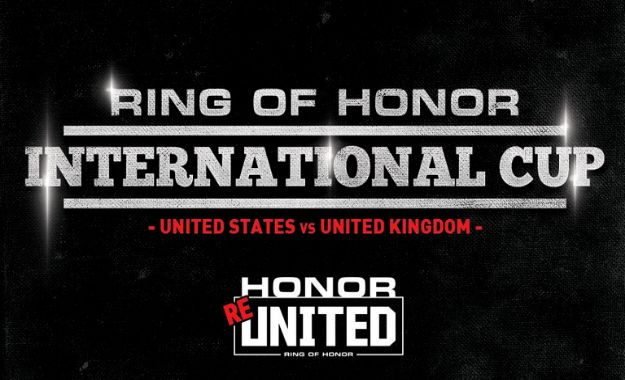 Ring of Honor International CUP