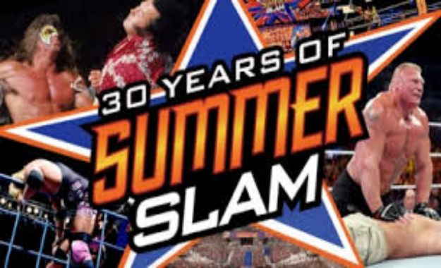 DVD SummerSlam