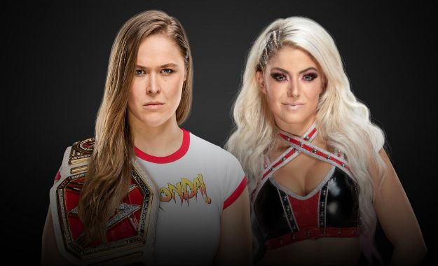 Posible spoiler para el RAW Women's Championship match en Hell in a Cell