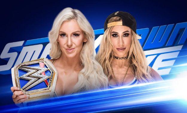 WWE Smackdown Live 28 de Agosto (Cobertura y resultados en directo)