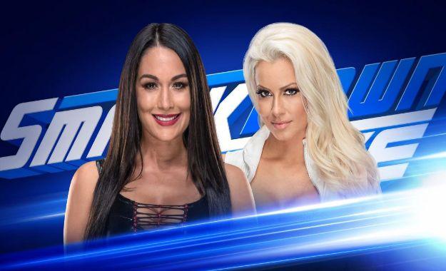 WWE Smackdown Live 11 de Septiembre (Cobertura y resultados en directo)