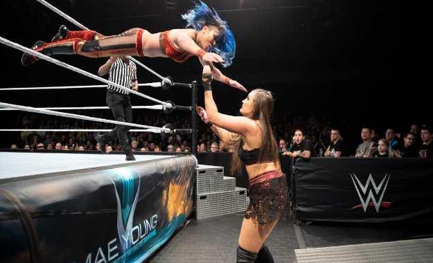 WWE Mae Young Classic 19 de Septiembre (Cobertura y resultados en directo)