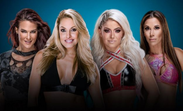 Alexa Bliss establecerá un record en WWE Evolution
