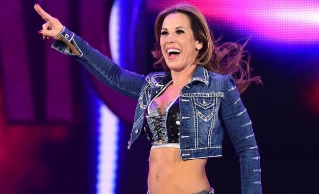 Mickie James WWE Evolution