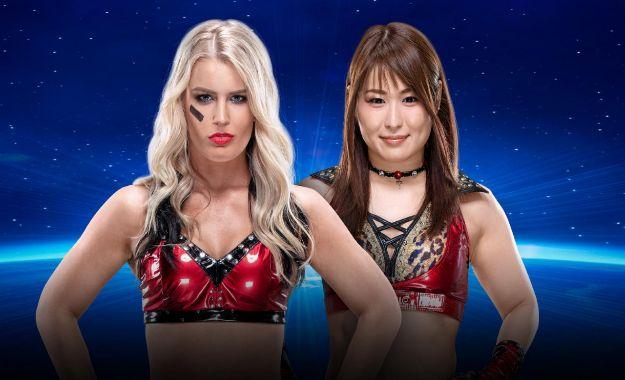 WWE Evolution MYC final