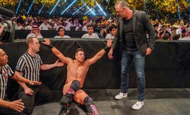 ¿Por qué Shane McMahon ganó la World Cup en WWE Crown Jewel?
