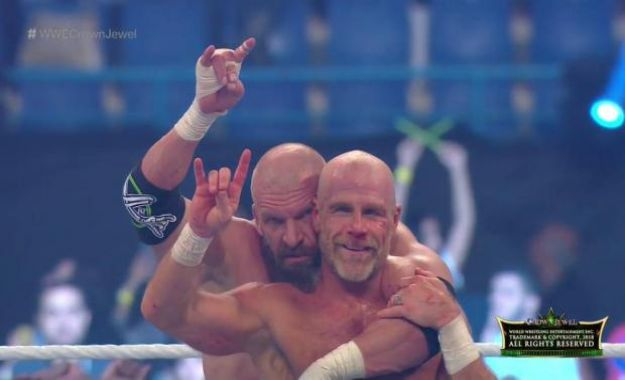 Shawn Michaels y su relación actual con Triple H