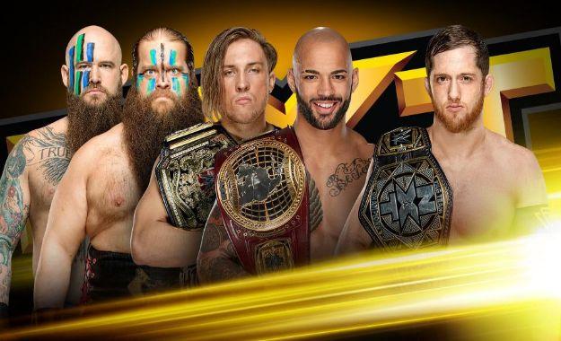 WWE NXT 14 de Noviembre (Cobertura y resultados en directo)
