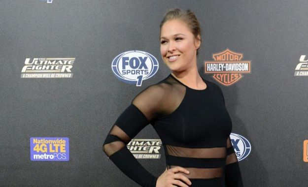 Fox quiere a Ronda Rousey