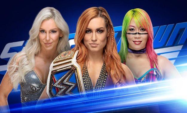 WWE Smackdown Live 4 de Diciembre (Cobertura y resultados en directo)