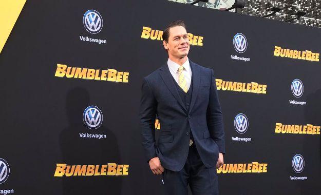 John Cena Bumblebee