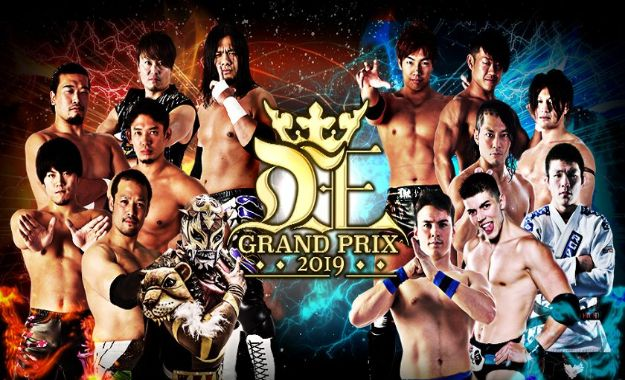 DDT Grand Prix 2019