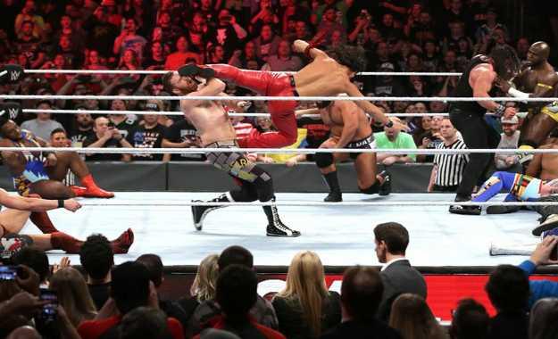 Posible spoiler del ganador del Royal Rumble masculino del 2019
