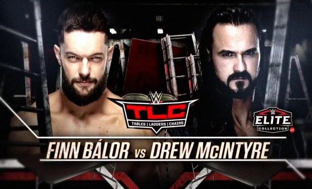 Posible spoiler para el combate en WWE TLC