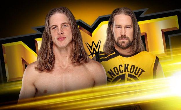 WWE NXT 2 de Enero (Cobertura y resultados en directo)