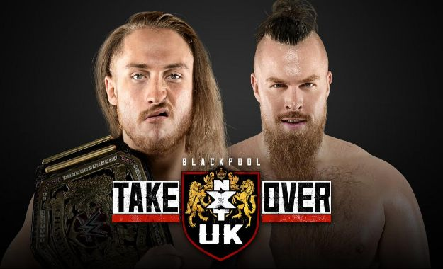 Pete Dunne vs Joe Coffey