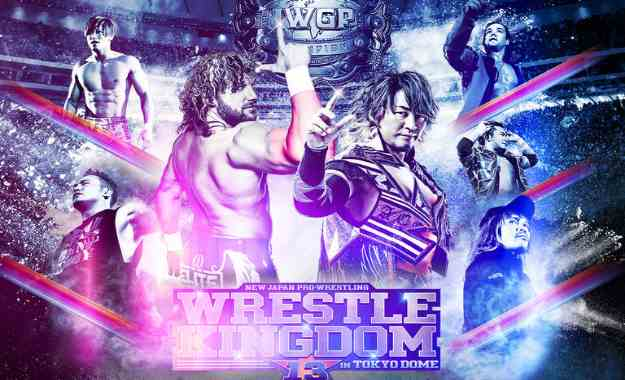 NJPW Wrestle Kingdom 13 (Cobertura y resultados en directo)