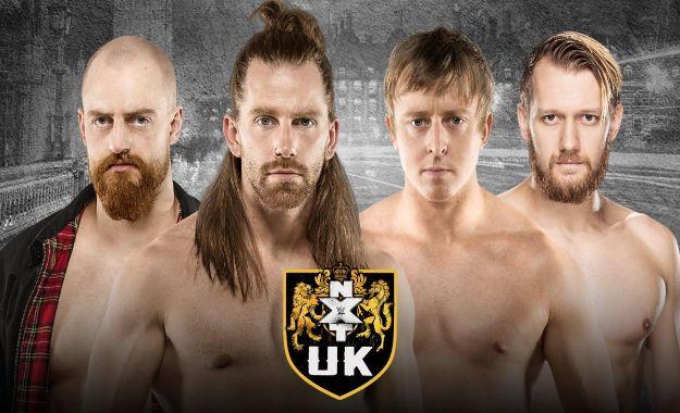 Previa NXT UK del 9 de enero