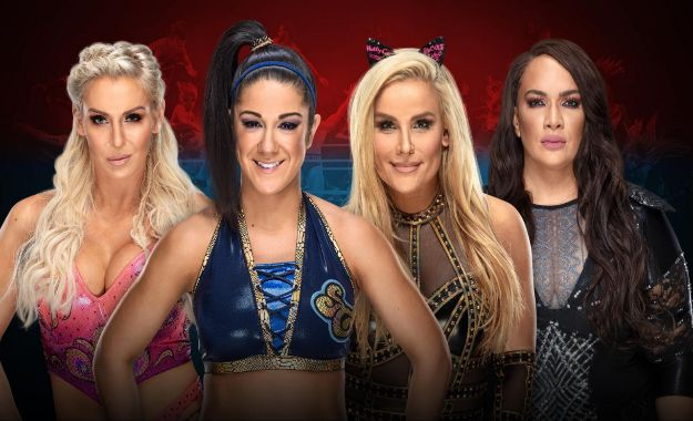 23 luchadoras Royal Rumble