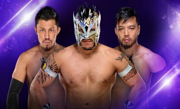 WWE 205 Live Previa
