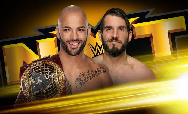 Previa de NXT del 23 de enero