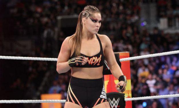 Ronda Rousey podría abandonar WWE en Wrestlemania 35