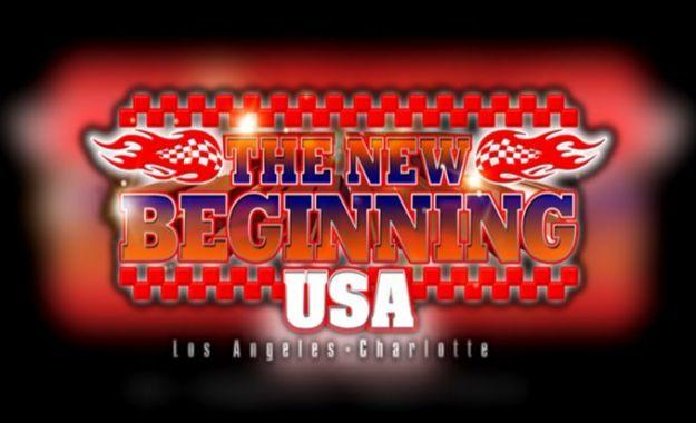 NJPW Carteleras New Beginning