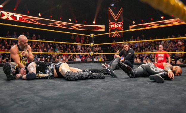 NXT del 23 de enero