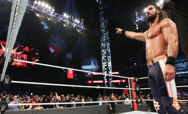 Seth Rollins Royal Rumble