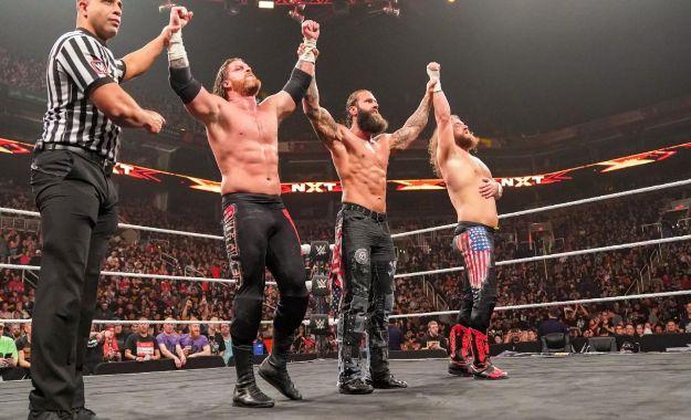 Resultados NXT del 30 de enero