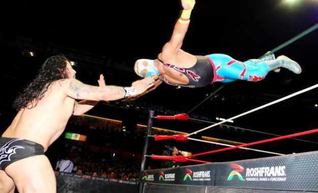Resultados CMLL 1 de Febrero