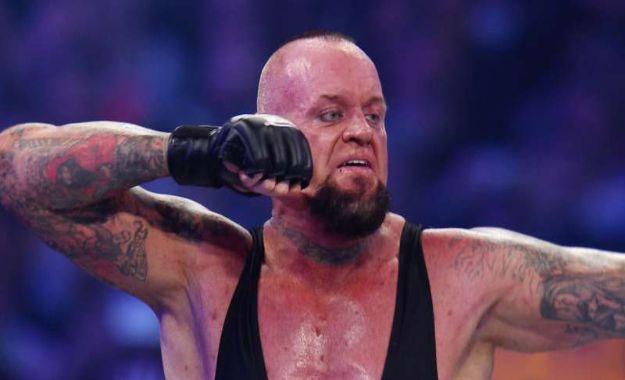 The Undertaker fuera de WWE