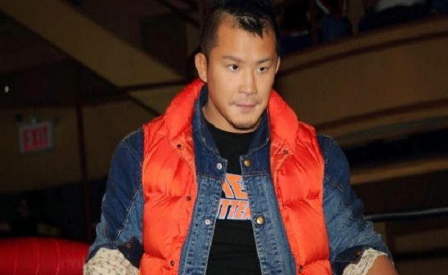 Kushida WWE