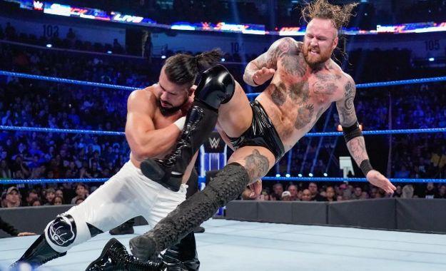 NXT debut en RAW