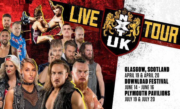 NXT UK Shows